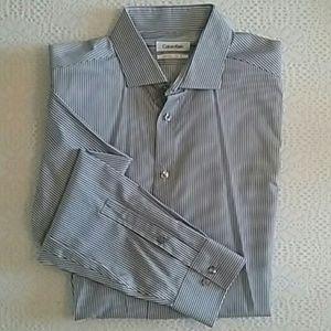 Men's long sleeve shirt dress